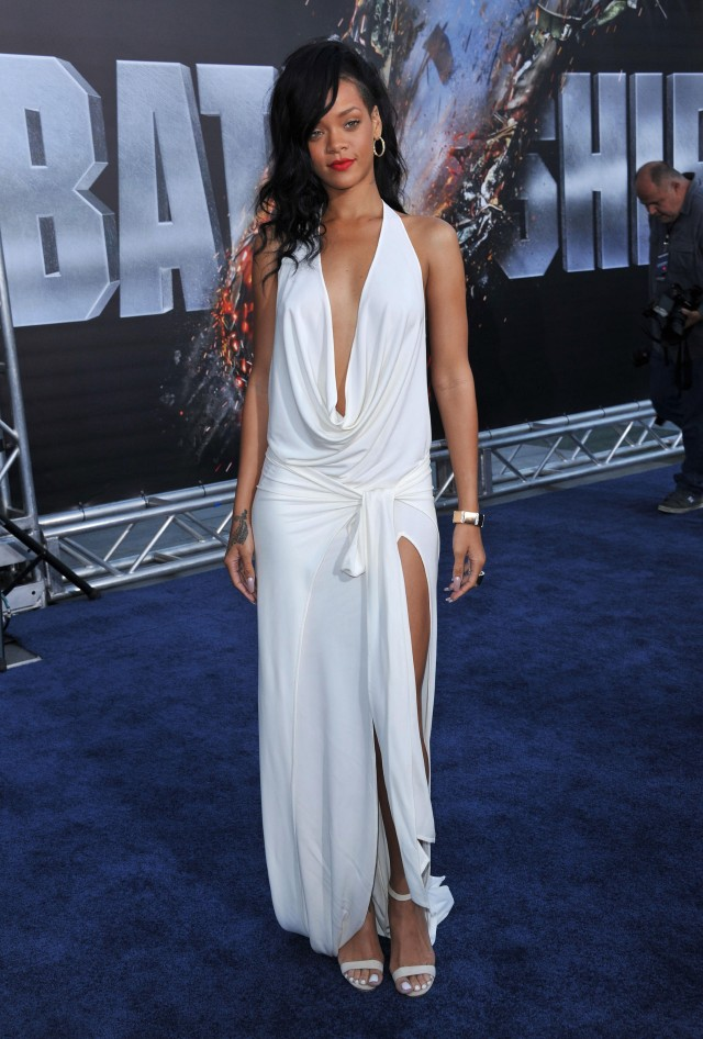 'Battleship' Los Angeles Premiere