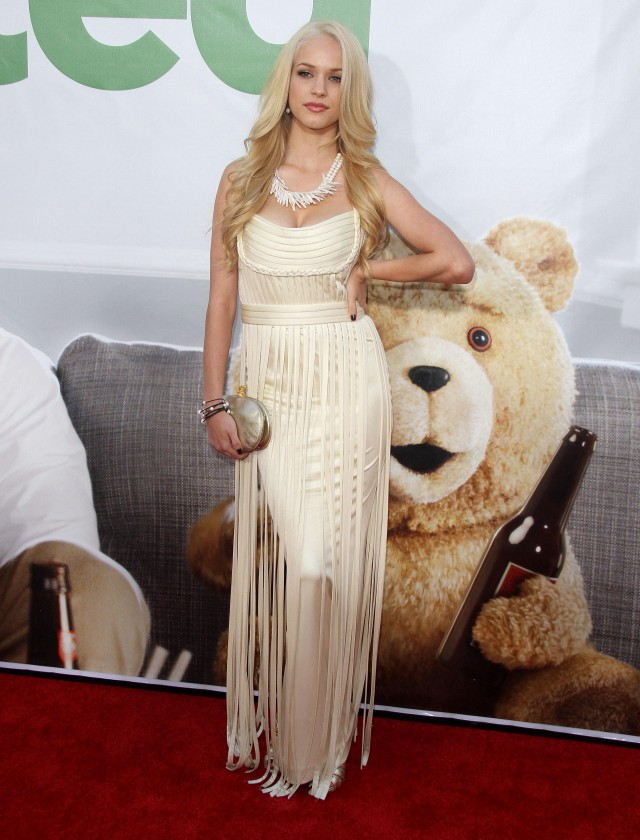 The World Premiere Of The Comedy Ted In Hollywood 119063