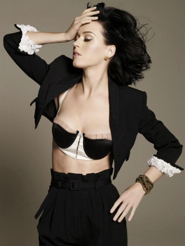 Katy perry see through bra