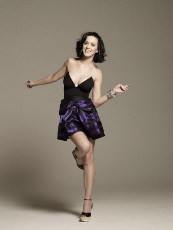 Katy Perry Bra Outtakes X