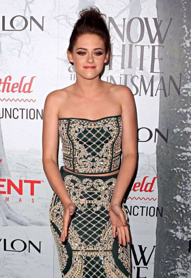 """Snow White & The Huntsman"" Australian Premiere"