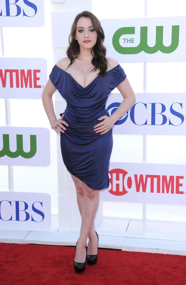 The CBS/Showtime/CW Summer Press Tour 2012