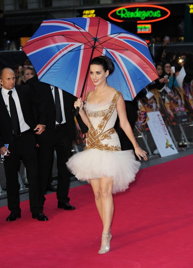 """Katy Perry: Part Of Me"" - London Premiere"