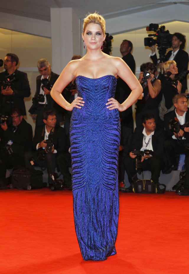 69th Venice Film Festival - 'Spring Breakers' Premiere