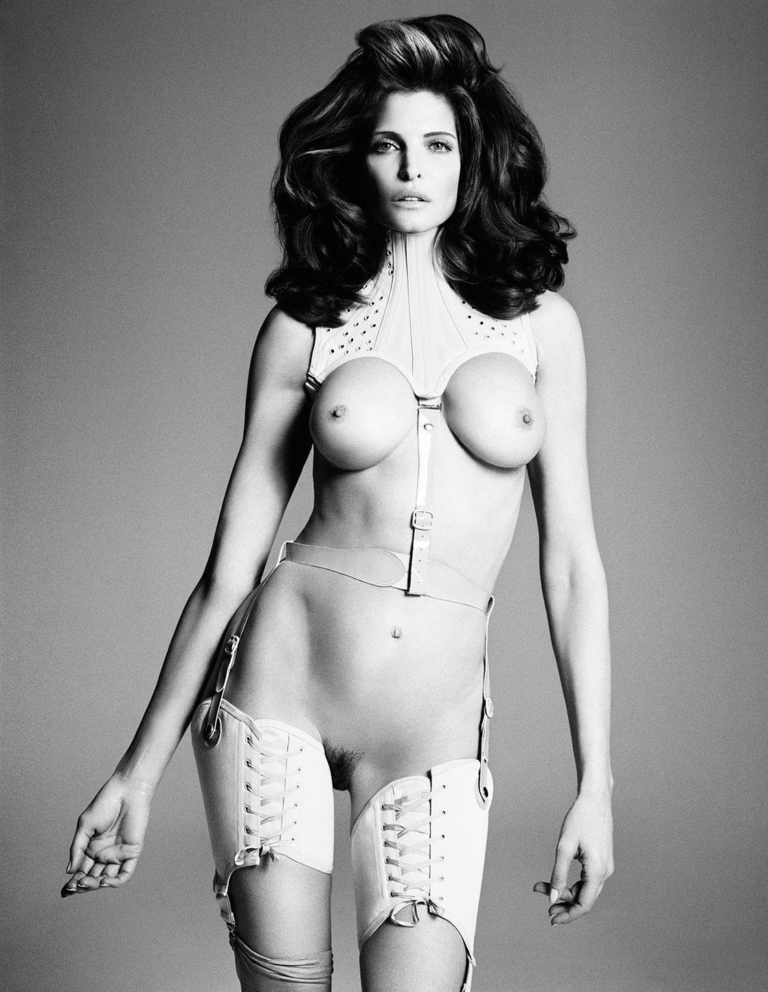 Stphanie Seymour nue , hot et sexy - Etats-Unis