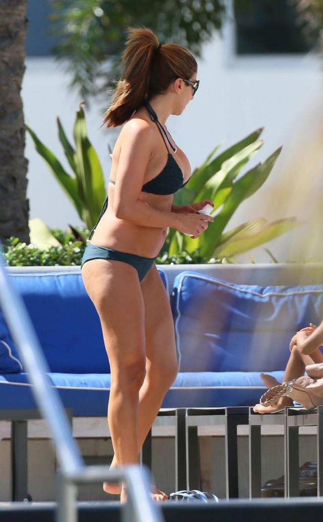 Larsa Pippen Shows Off Her Bikini Body