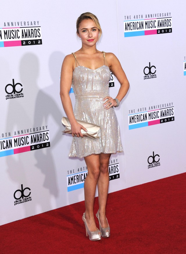 The 40th American Music Awards - Arrivals