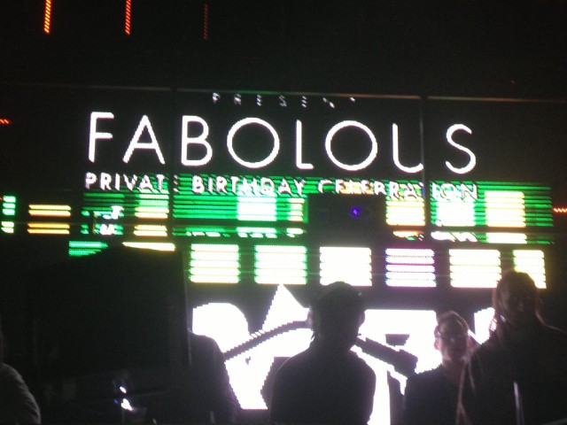 Fabolous Celebrates Birthday at Greystone Manor