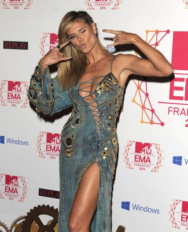 The 2012 MTV Europe Music Awards - Arrivals