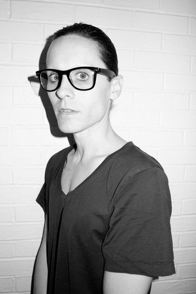 Jared Leto for Terry Richardson | 130698 | Photos | The ... Jared Leto Terry Richardson 2012