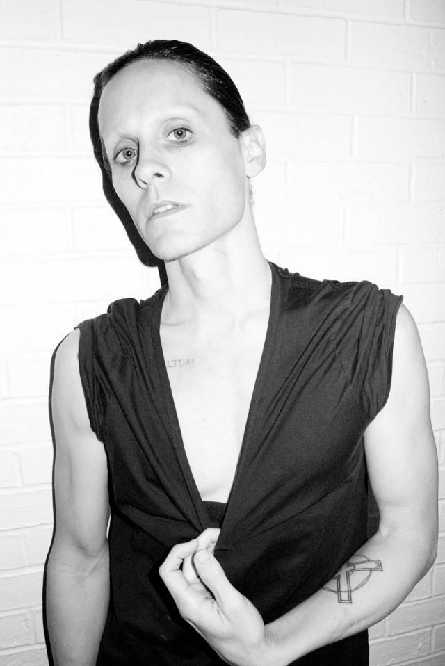 Jared Leto for Terry Richardson | 130709 | Photos | The ... Jared Leto Terry Richardson 2012