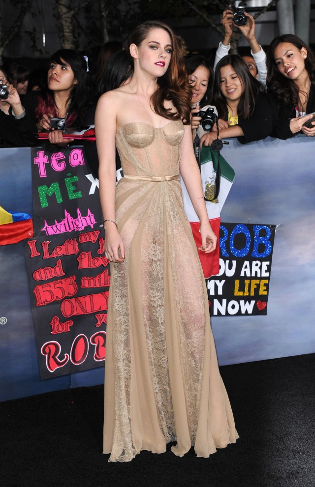 'The Twilight Saga: Breaking Dawn 2' Los Angeles Premiere