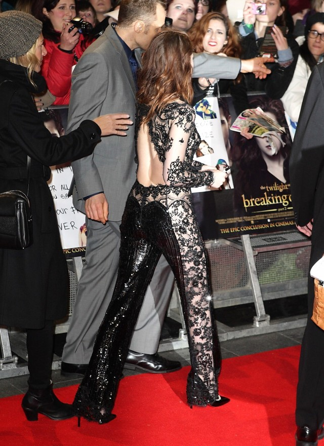 """The Twilight Saga: Breaking Dawn Part 2"" - UK Premiere"