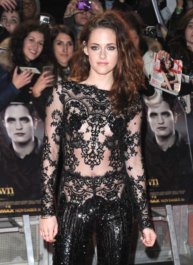 """The Twilight Saga: Breaking Dawn Part 2"" - UK Premiere"