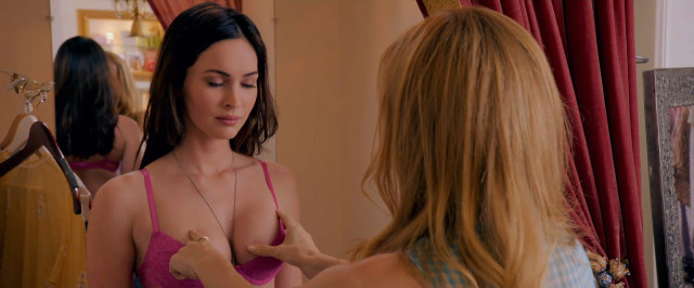 Megan Fox Bra and Panties in 'This is 40'