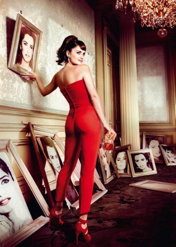 Penelope Cruz for the Campari Calendar 2013