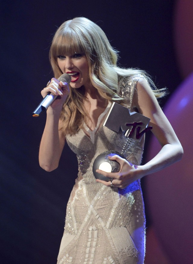 The 2012 MTV Europe Music Awards