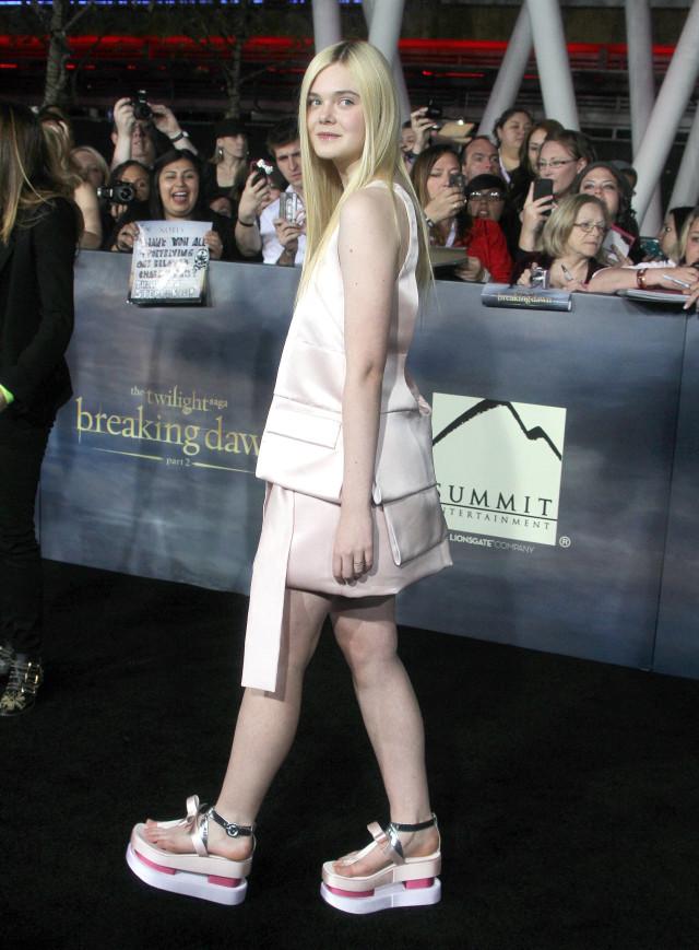 The Twilight Saga: Breaking Dawn -Part 2 Premieres in LA