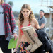 '90210' Films In Huntington Beach