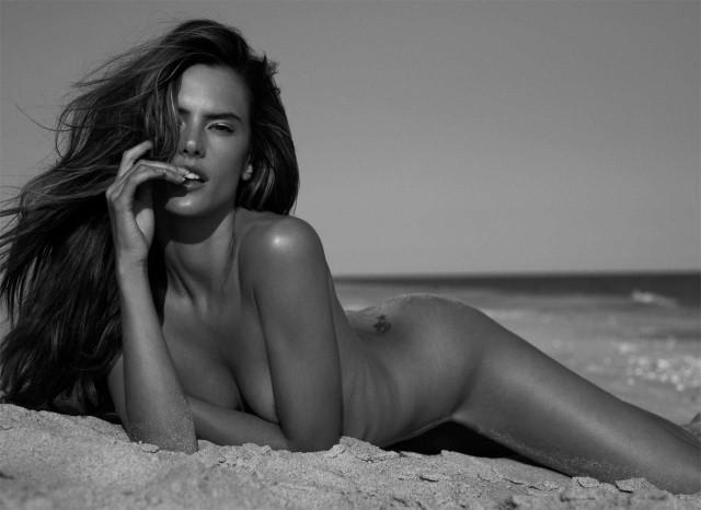 Alessandra Ambrosio Made in Brazil Ad
