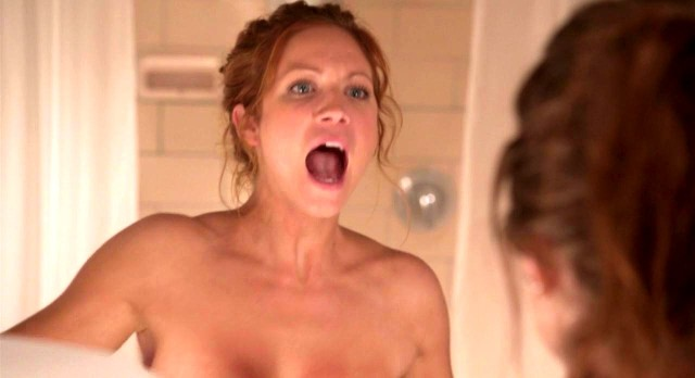 Anna Kendrick  Brittany Snow Shower Nude In Pitch -7004