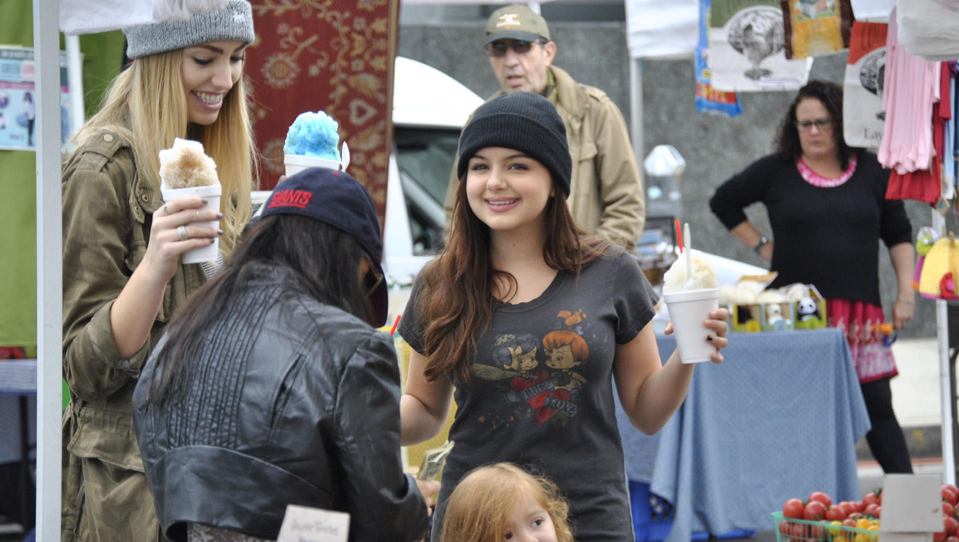 ariel-winter-ice-cream