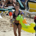 Coleen Rooney Shows Off Her Baby Bump In Barbados