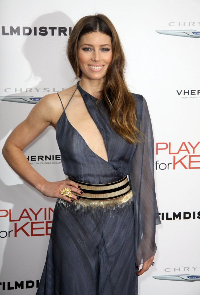 'Playing For Keeps' New York Premiere