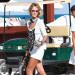 Lady Victoria Hervey Soaking Up The Sun In Miami