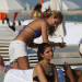 Lady Victoria Hervey Soaking Up The Sun In Miami