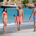 Russell Simmons Has A Blast In St Barts