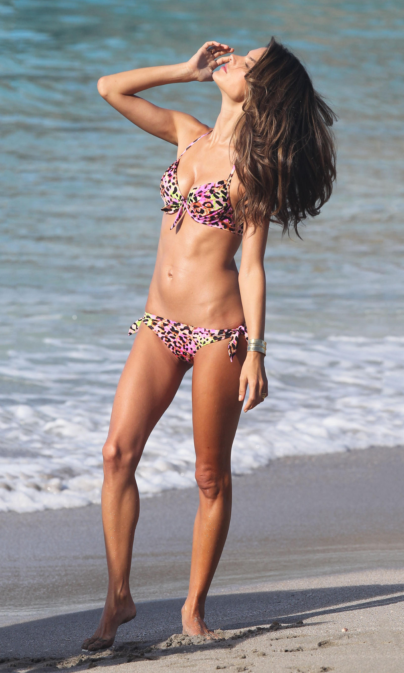 Alessandra Ambrosio Bikini Bodies Pic 21 of 35