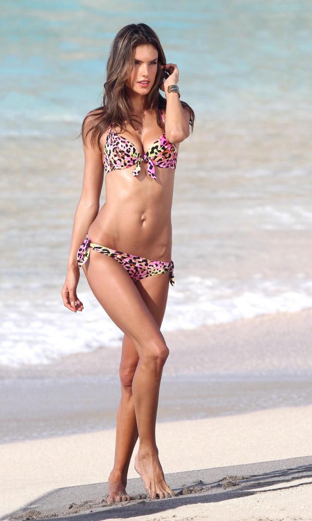 Alessandra Ambrosio Bikini Bodies Pic 16 of 35