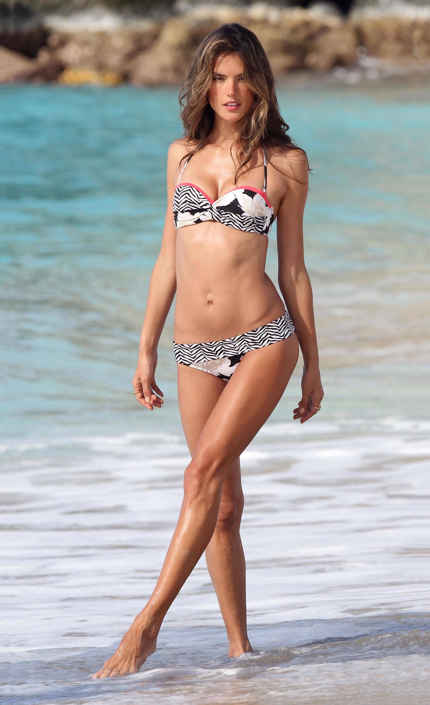 Alessandra Ambrosio Bikini Bodies Pic 11 of 35