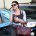 Ashley Greene Gets Sweaty At The Gym