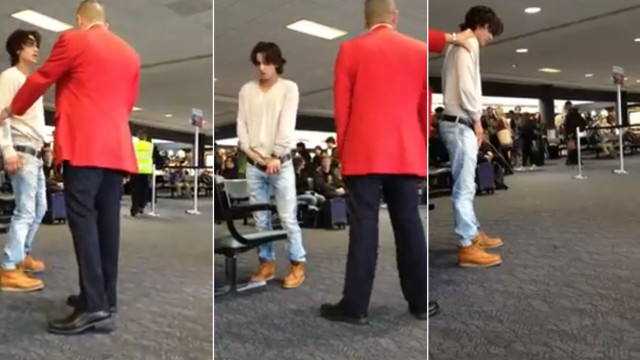 Twilight Actor Bronson Pelletier Peed In Lax The Blemish