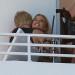Alfie Allen & Emma Rigby Film 'Plastic' In Miami