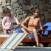 Jessica Alba Soaks Up The Sun In Cabo With Her Daughters