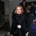 Lindsay Lohan Leaves Dinner in London