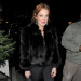 Lindsay Lohan At The Nozomi Restaurant In London