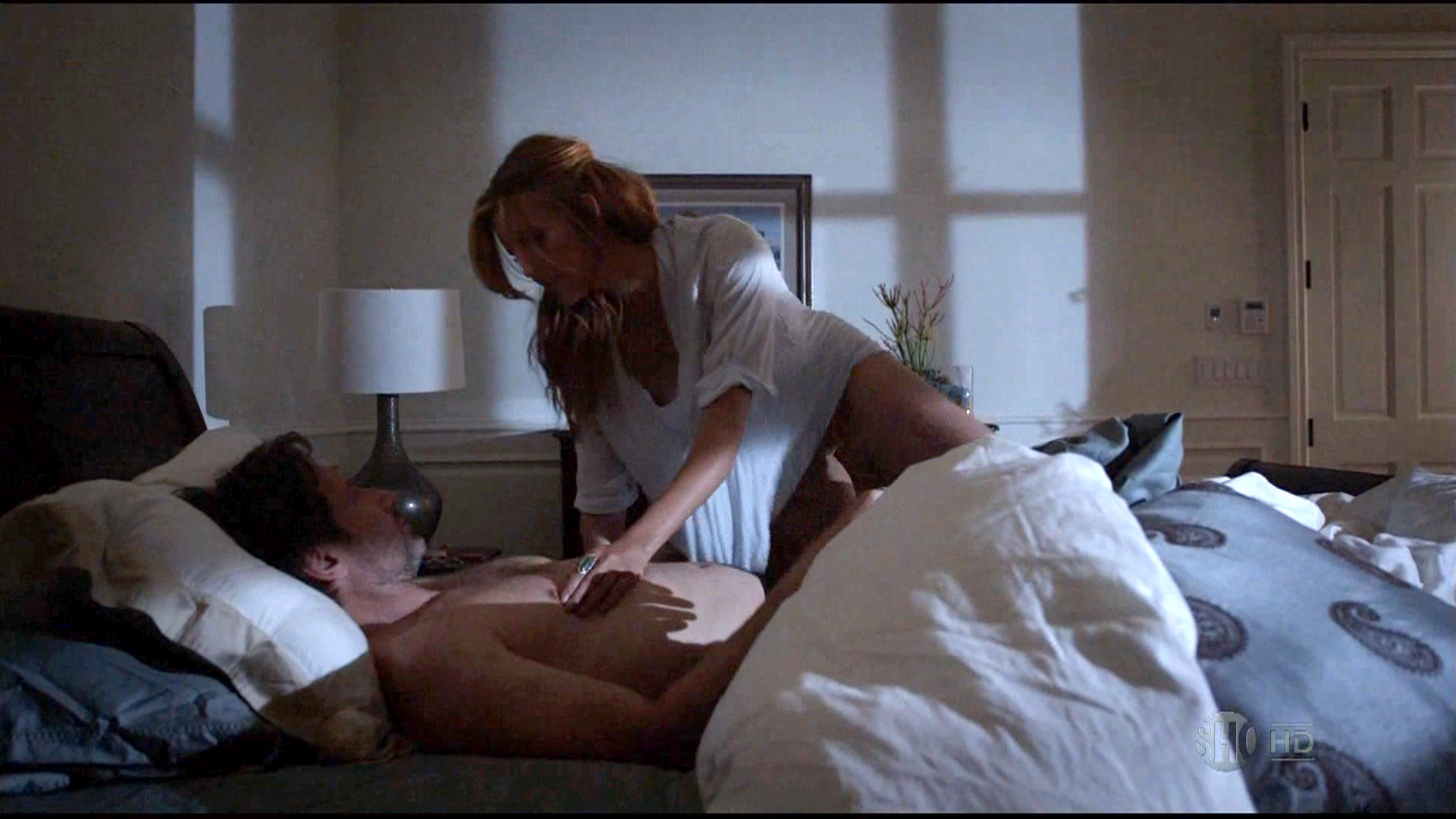 Maggie Grace Topless in 'Californication' | 135504 ...