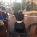 Vida Guerra Does Pilates