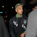 Chris Brown Enjoys A Night Out At Supperclub
