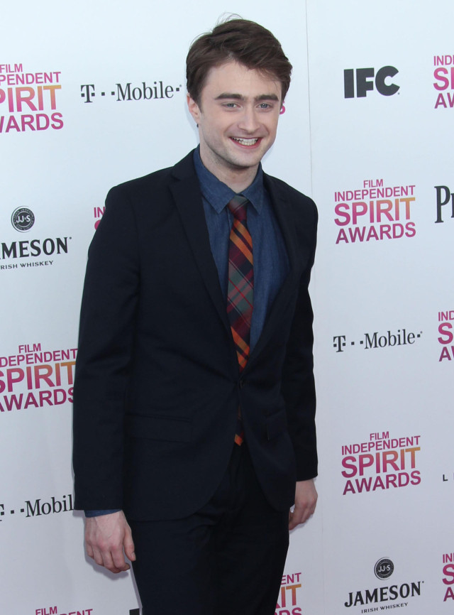 The 2013 Film Independent Spirit Awards