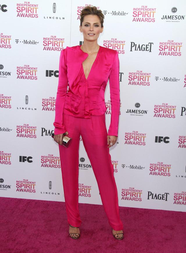 The 2013 Film Independent Spirit Awards in Santa Monica