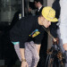Justin Bieber Makes An Interesting Fashion Statement