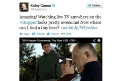 kaley-tweet