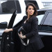 Pregnant Kim Kardashian Out And About In Beverly Hills