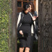 Pregnant Kim Kardashian Leaves Her Home