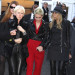 Fall 2013 Mercedes-Benz Fashion Week - Rachel Zoe Show